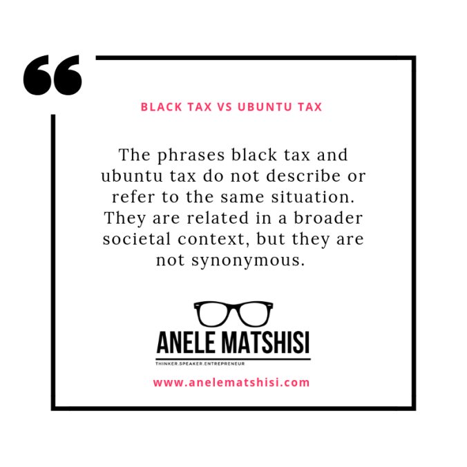 Black tax vs ubuntu tax defined.png